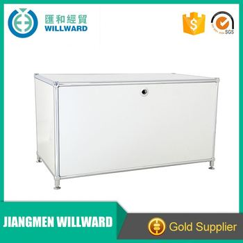 High End Custom Modular Wall Mounted Metal Office TRANSCUBE Modular Filing  Cabinet
