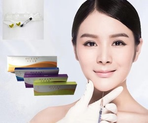 beauty products cross linked hyaluronic acid cosmetic injections