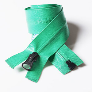 #5 Waterproof Open End Nylon Zippers Wholesale
