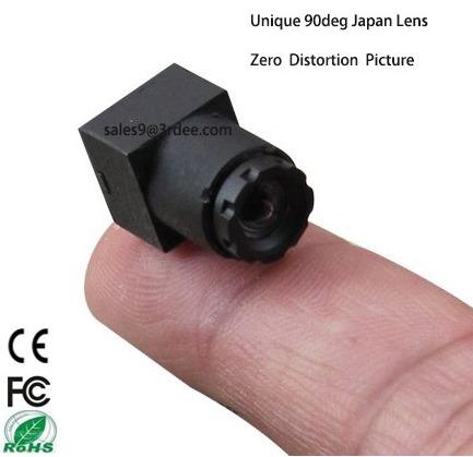 90degree 2 Gram Rc Plane Video Camera With Japan Lens No