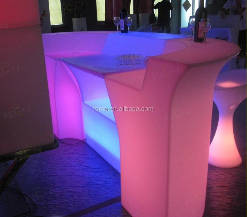 Bancone Bar Da Giardino portato bancone da bar mobili da giardino/illuminato bancone bar con 16  colori cambiano - buy bancone da bar led,illuminato bancone bar con 16  colori