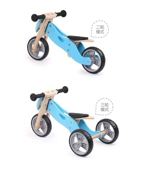 Factory Direct Sales eco-friendly Fashion Balance Bike Wood Outdoor /Light weight Mini wood Training balance kids wooden bike CE
