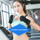 2017 Cheap And High Quality Weight Lifting neoprene gloves Fitness Gym protecting Wrist Support gloves