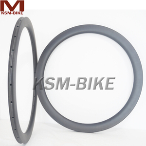 700C Carbon Rims Tubular 50mm Carbon Rim Road Bicycle Rims Cheapest