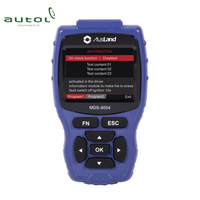Hot Sale AusLand MDS-9004 OBD2 Car Diagnostic Tool American 4 Brands For G M F ORD C HRYSLER T OYOTA Car Scanner