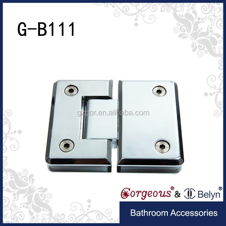 Alta calidad bisel de 180 grados de vidrio para puertas de for Puertas 180 grados