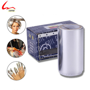Hair Salon Used 12cmx50m foil rolls aluminum paper roll for hair color