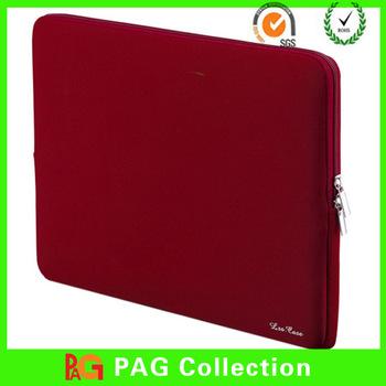 11.6,12,13,14,15,15.8inch Custom Waterproof Zipper Neoprene Laptop ...