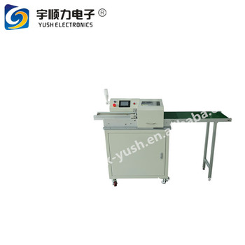 L1300 * W400 * H1000mm smt led verlichting strips snijmachine/board separator elektronica producten machines