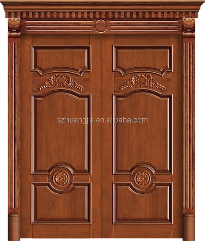 Customized House Deisgn Carved Indian Main Door Design