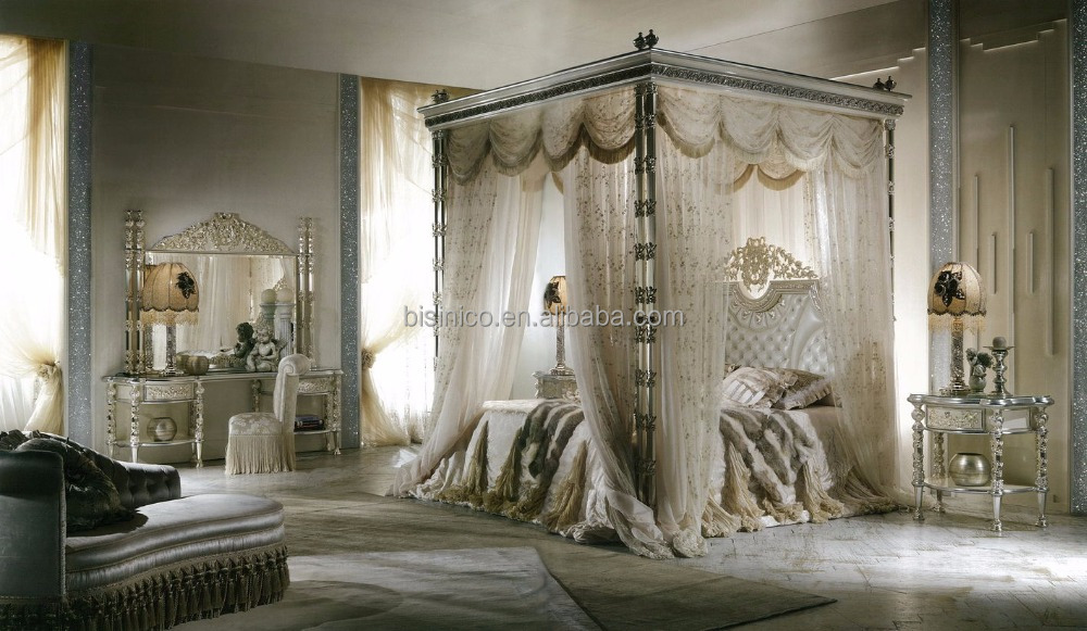 European Luxury Villa Bedroom DesignRoyal Canopy Fancy Bedroom 40d Rendering Design Buy Villa Bedroom DesignRoyal Canopy Fancy Bed DesignBedroom Cool 3D Design Bedroom