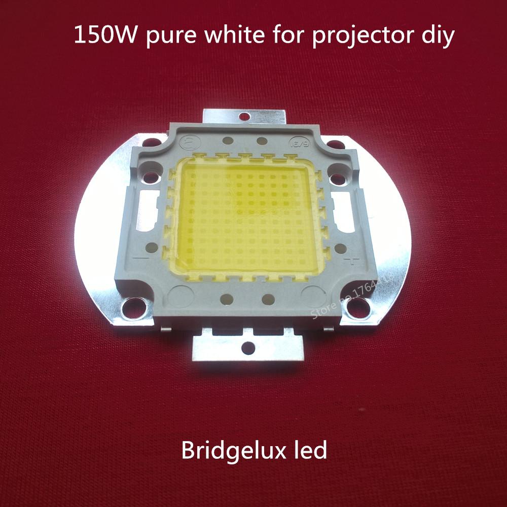 free shipping 1pcs bridgelux projector COB LED integrate ...