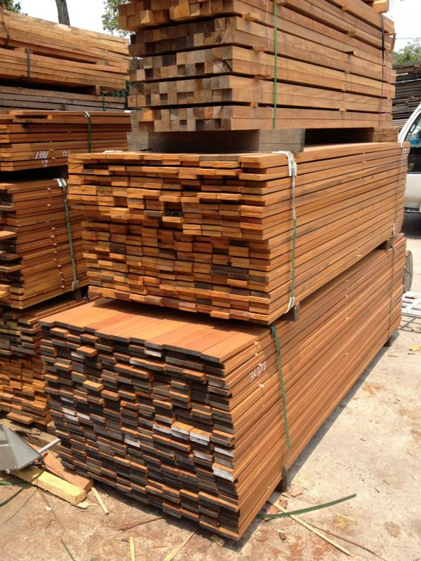 Ironwood (Belian) Timber
