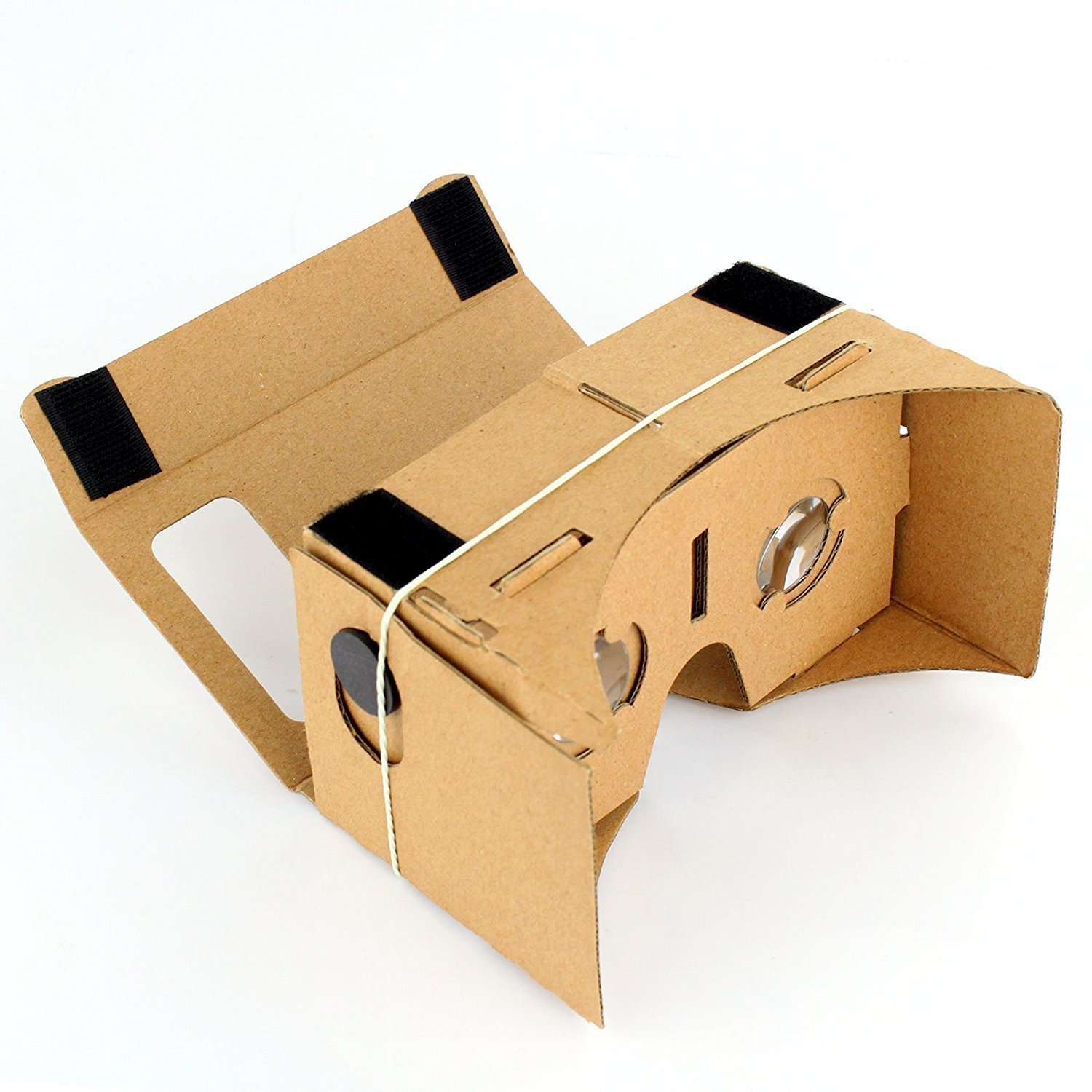 New Cardboard DIY 3D VR Virtual Reality Glasses Valencia Quality For Google Android