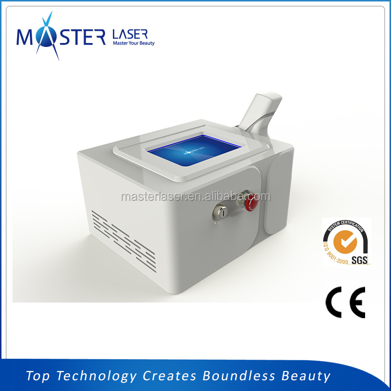 nd yag laser machine q-switch laser mole removal machines tattoo pigment powder color