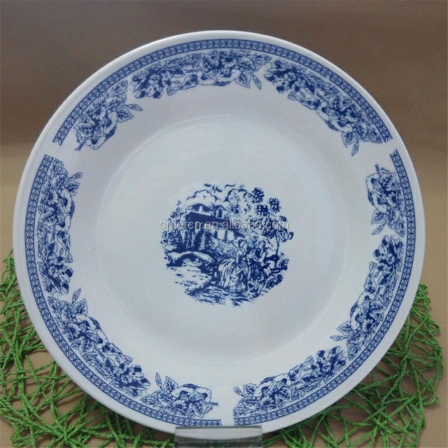 cheap porcelain dinner plates/ decorative pie plates hot sale antique porcelain plates & Cheap Porcelain Dinner Plates/ Decorative Pie PlatesHot Sale ...