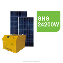 Good Price 1500w solar power home system for selling