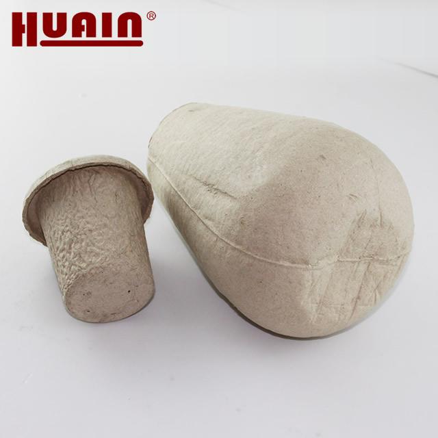 China Suppliers Fiber Flower Pots Wholesale