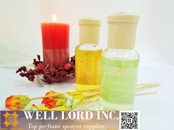 Simple style 100ml wooden sticks air fragrance aromatherapy diffuser