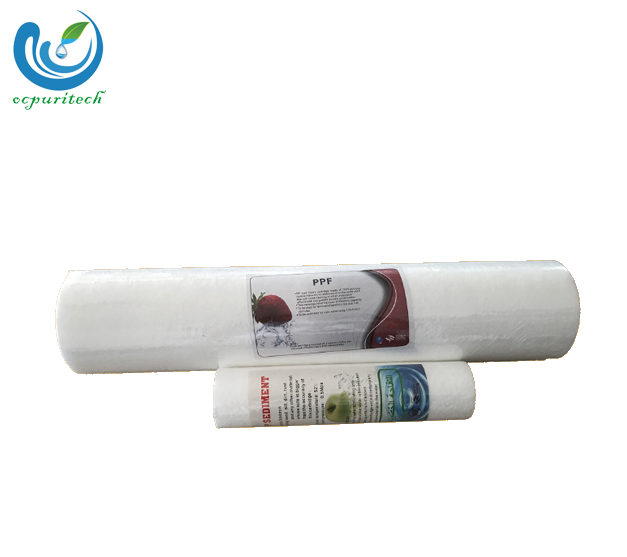 product-Free Sample available for PP Mlet-blown Filter Sediment Filter Cartridge-Ocpuritech-img-1