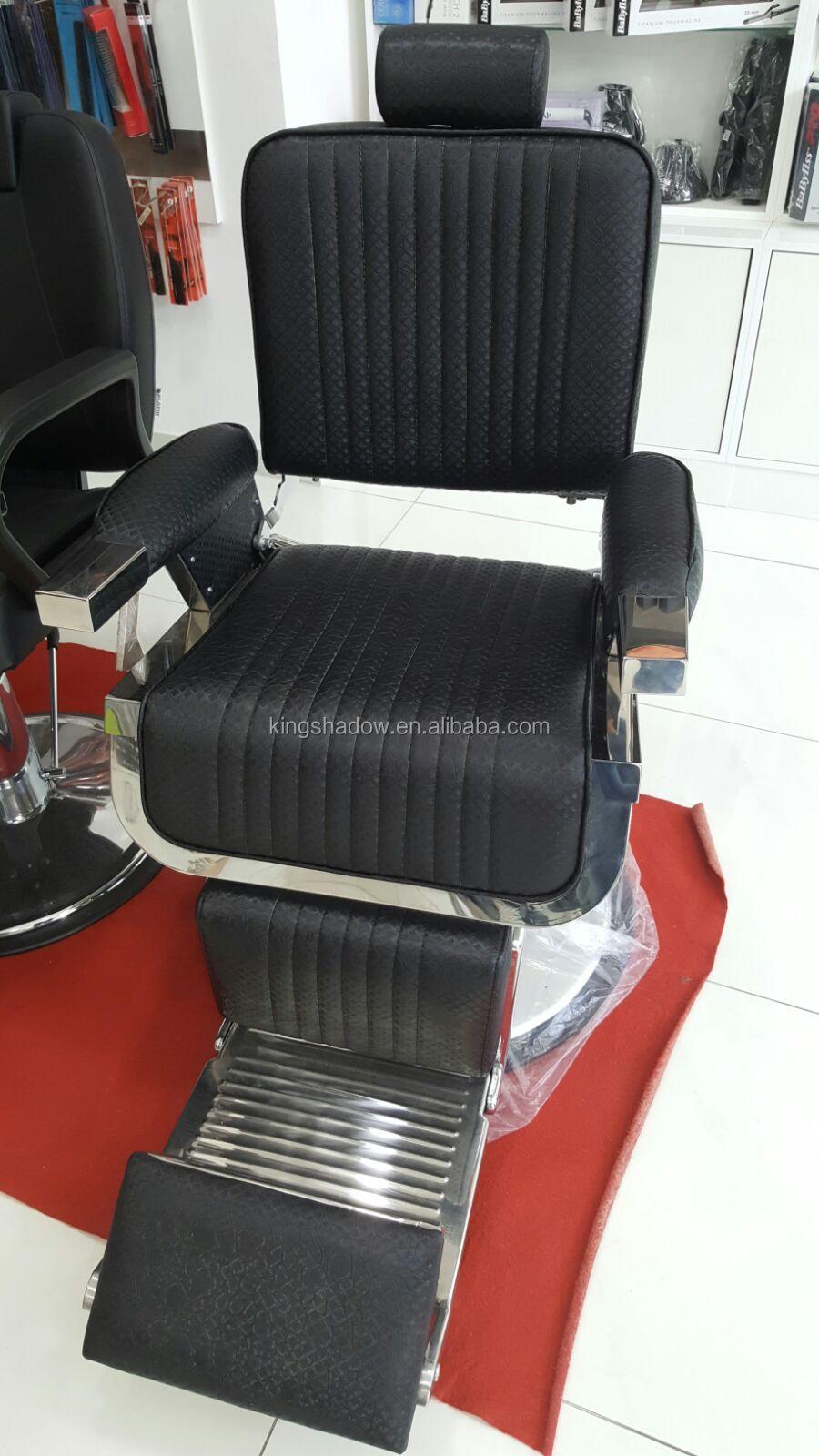 Assez Belmont Chaises De Barbier Antique Chaise De Barbier Électrique  KA27