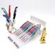 Manufactory 4 pieces color gel pen set