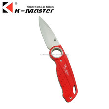 K-Master muti function utility knife aluminum alloy knife paper cutter folding knife