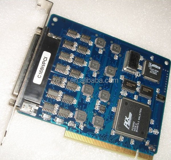 C168H/PCI Original industrial motherboard CPU Card 100% fully tested working C168H/PCI