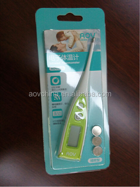 High Sensitive Read Fast LCD Display Digital Thermometer High Sensitive
