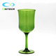 14oz BPA free colored acrylic wine glass plastic acrylic cocktail glass