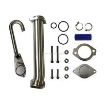 New Complete Powerstroke Diesel EGR Delete Kit