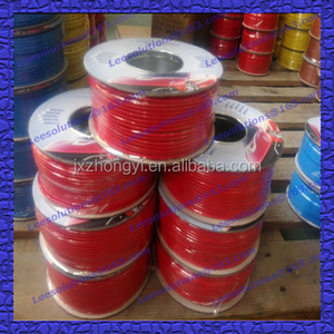 TUV UL listed Price Of Low Voltage Electric Auto Copper Wire 4mm