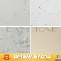 Cheap Price Caesar Silestone Crystal Sparkle White Mirror Fleck Quartz Stone Slab