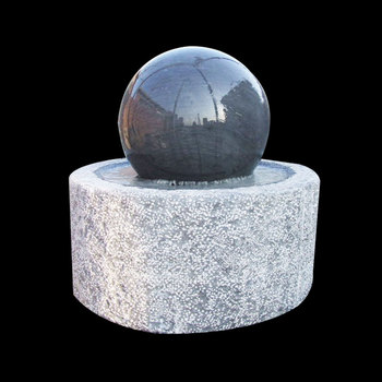 Outdoor Decoration Marble Ball Levitating Water Fountain Buy