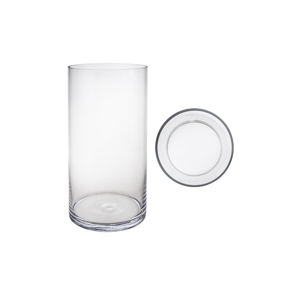 Cheap cheap glass cylinder vases find cheap glass cylinder vases mega vases 6 x 12 cylinder glass vase set of reviewsmspy
