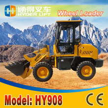 Good performance used cats 936 wheel loader