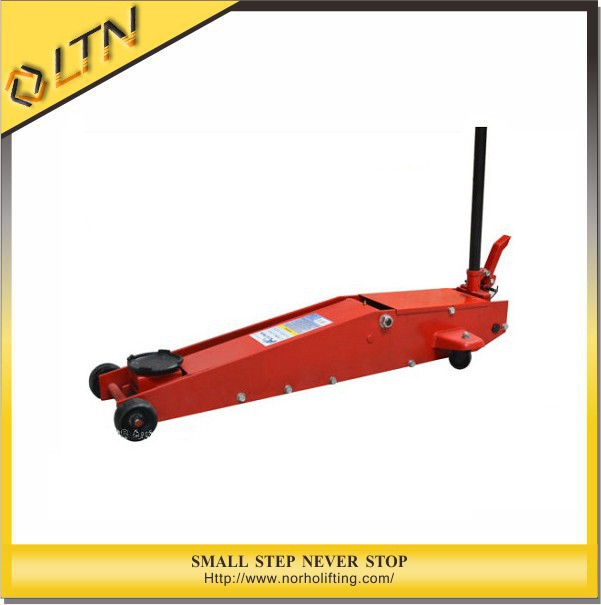 High Quality CE GS Approved 2T to10T Hydraulic Floor Jack/Trolley Jack 10T