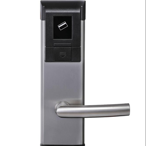 Hotel keyless door lock, hotel card lock with free management software QL-T6