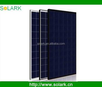 300w Solar Panel Price Polycrystalline Large Quantity Oem