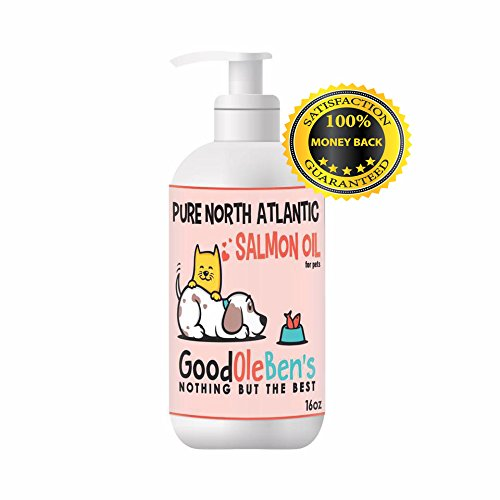 "Pure North Atlantic Salmon Oil for pets. Pets are family so give them Good Ole Ben's ""Nothing But The Best"". Supports heart, immune and joint health. Packed with Omega Fatty Acids."