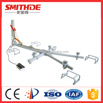 Collision Body Repair Car Bench Chassis Alignment Mini Frame Machine ...
