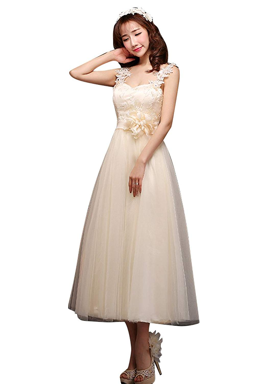 Cheap Mid Calf Wedding Dress Find Mid Calf Wedding Dress Deals On