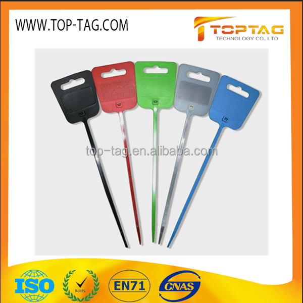 Nylon 66 Zip Cable Tie Tag for Container Management of Shippment