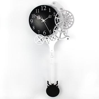 Fair Dream Large Moving Gear Wall Clock Pendulum Buy Pendulum