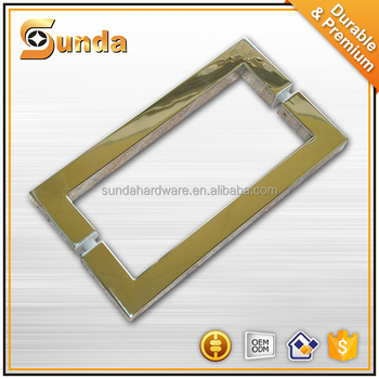 High Quality Double Sided Door Pull Handle PH013 View Double