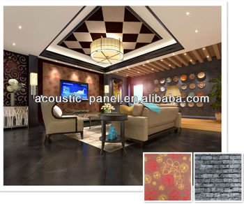 Captivating Sound Insulated Interior Wall Paneling /sound Absorbering Material  /recording Studio Acoustic Panel Board