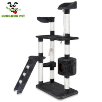 Large Wholesale Cat Scratcher Tower Best Cat Scratching Post Furniture for Multiple Cats