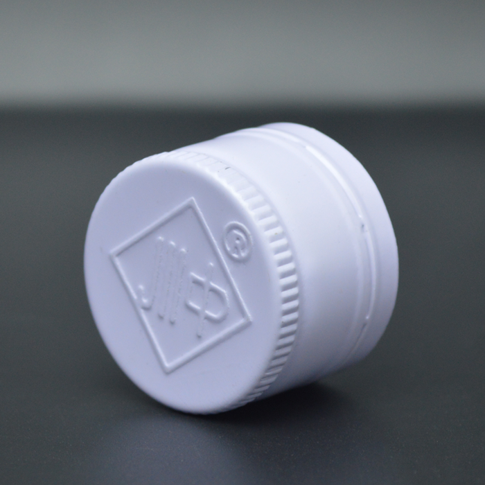 Wholesale any size drink bottle white plastic cap