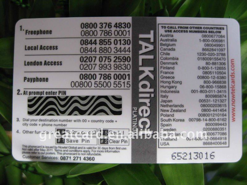 talk home plastic prepaid phone card buy prepaid phone cardsplastic prepaide cardsprepaid calling card product on alibabacom - Payphone Calling Cards