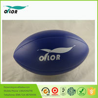 Kids toys Promotional Cheap machine-sewn PU PVC supermarket rugby balls